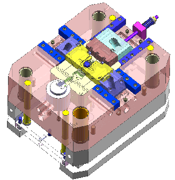 mold drawing