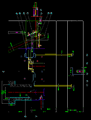 mold drawing 2D-3