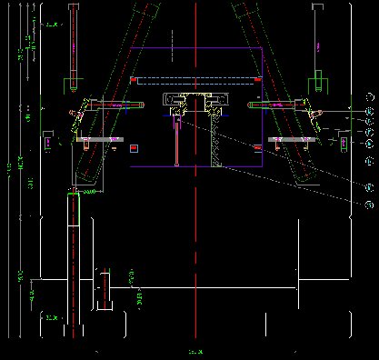 mold drawing 2D-4