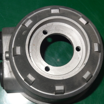 Custom die casting part and ...