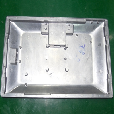 Aluminum backing plate die...