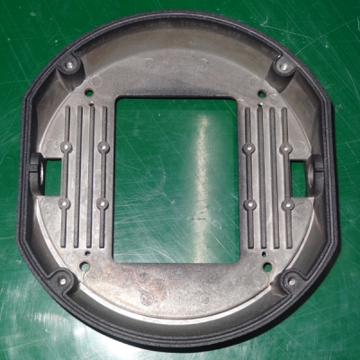 Round Aluminum Housing D...