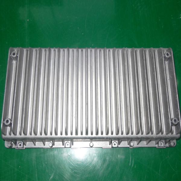 Aluminum rectangular heat sink