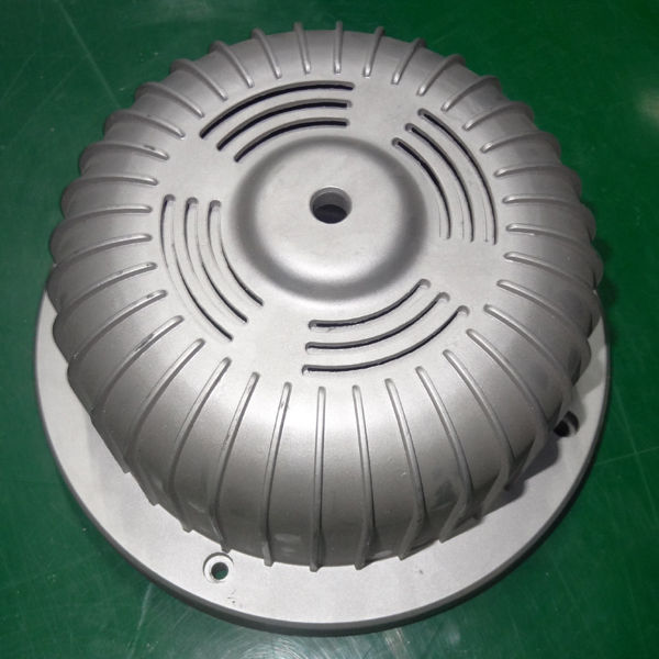 Aluminum heat sink cover