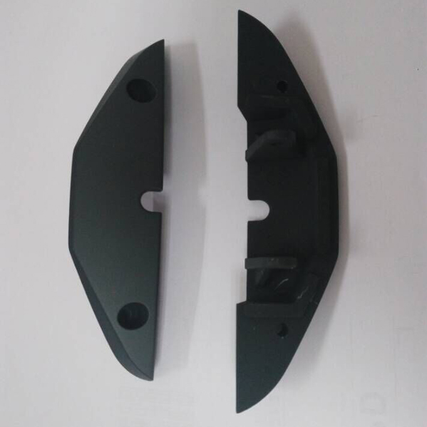 Aluminum molding for CCTV camera parts