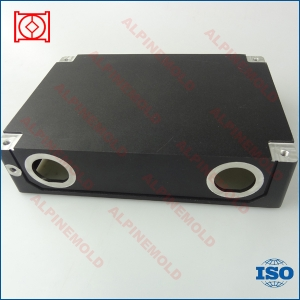 die casting tooling aluminum box tool parts