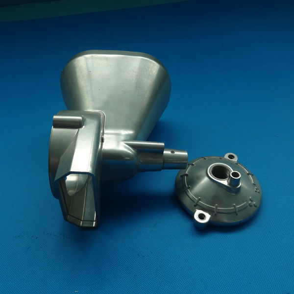 aluminum coffee mill parts housing mold