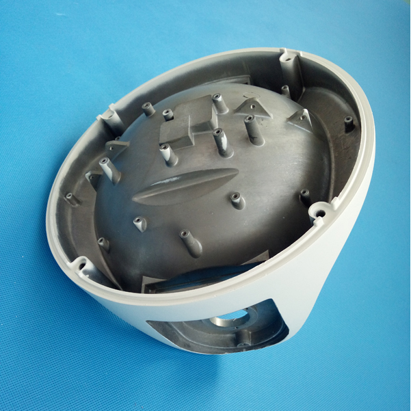 aluminum parts die casting mold making