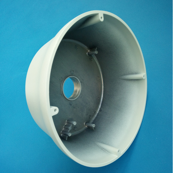 cctv camera housing aluminum die casting mould