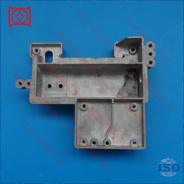 aluminum die casting mould parts