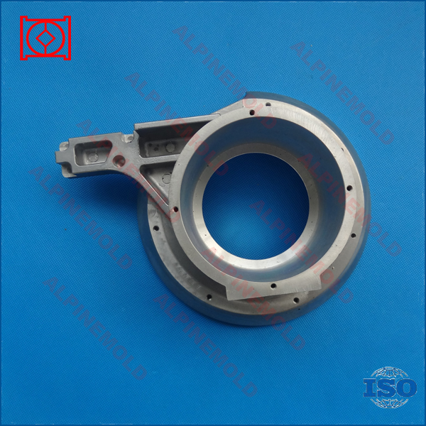 Aluminum die cast coffee machine parts