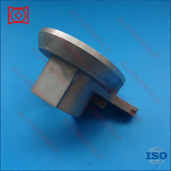 Aluminum die casting coffee machine parts