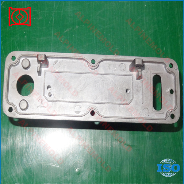 metal casting aluminum part mold maker