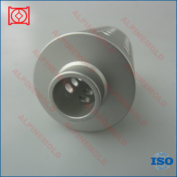 die casting tooling aluminum lamp shell