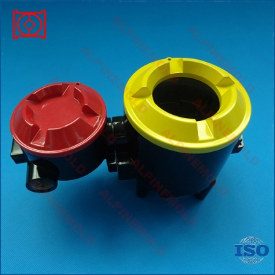 Aluminum die casting air co...
