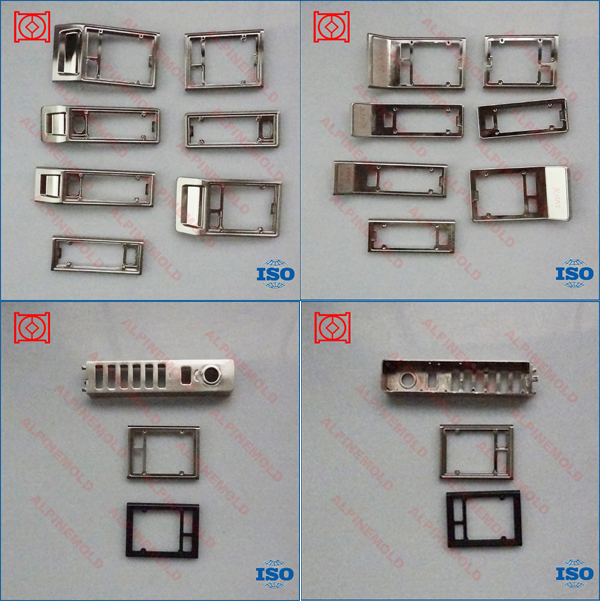 zinc die casting mold manufacturer of keyless door lock