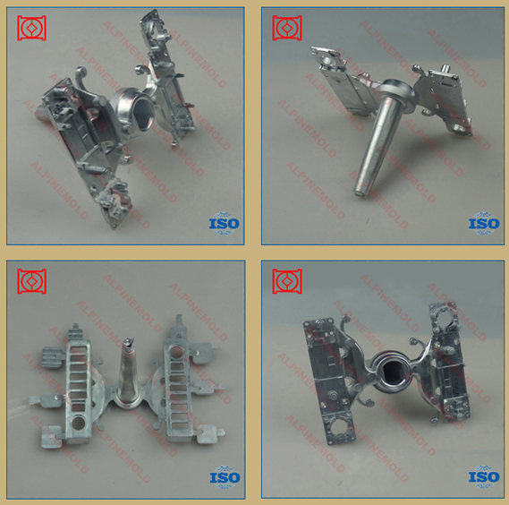 custom zinc alloy die casting mold making manufacturer