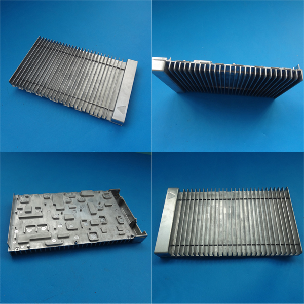 aluminum heat sink die casting mold factory